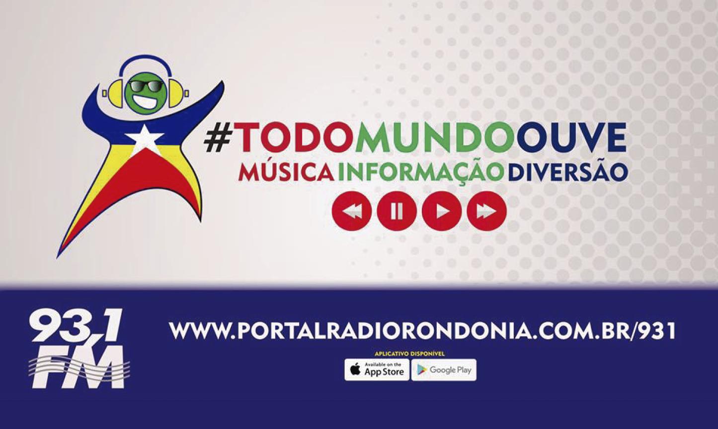 Rádio Rondônia FM (93,1)