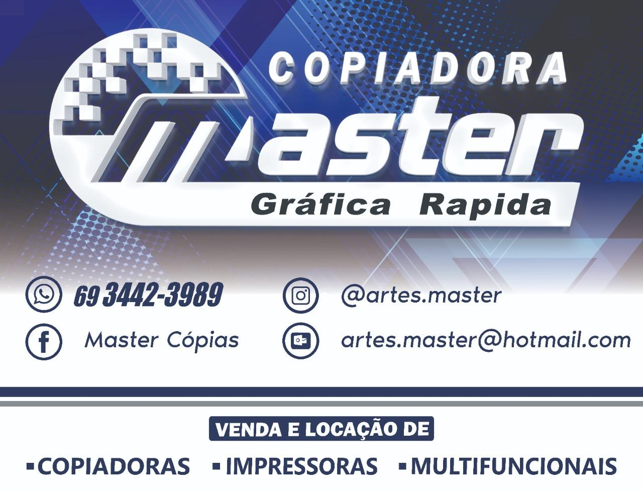Master Cópias