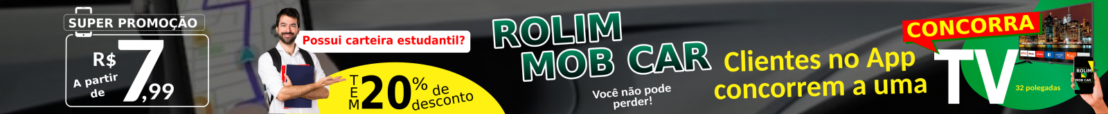Rolim Mob Car
